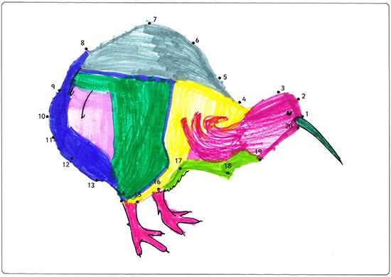 bird-colored